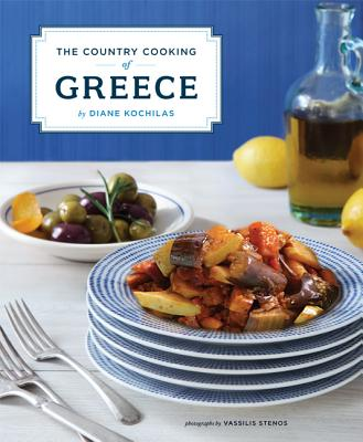 The Country Cooking of Greece Cover