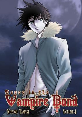 Dance in the Vampire Bund, Volume 4 Cover