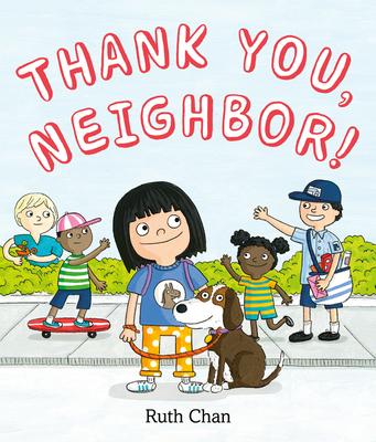 Thank You, Neighbor! Cover Image