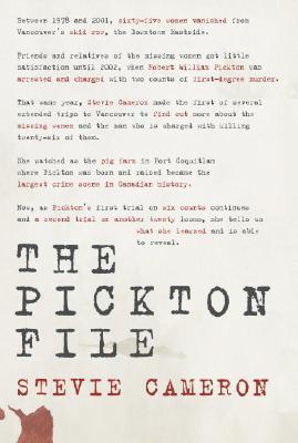 The Pickton File Cover