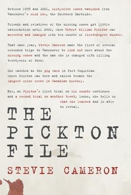 The Pickton File Cover Image