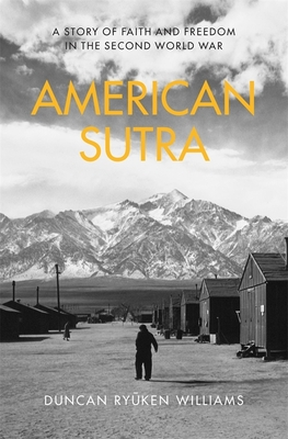 American Sutra book cover