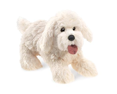 Panting Dog Puppet Cover Image
