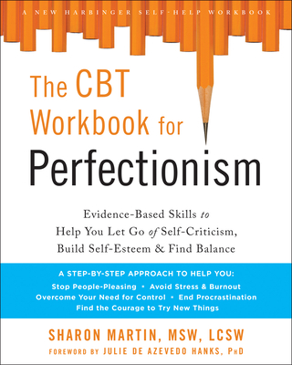 Cover for The CBT Workbook for Perfectionism