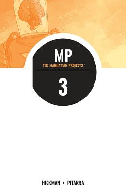 Manhattan Projects Volume 3 cover image