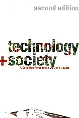 Cover for Technology and Society