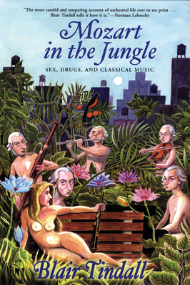 Mozart in the Jungle Cover