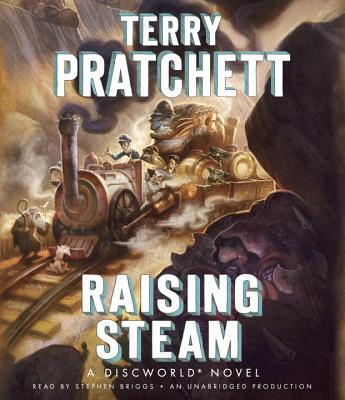 Raising Steam Cover Image