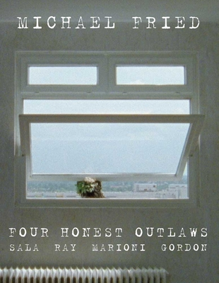 Four Honest Outlaws Cover
