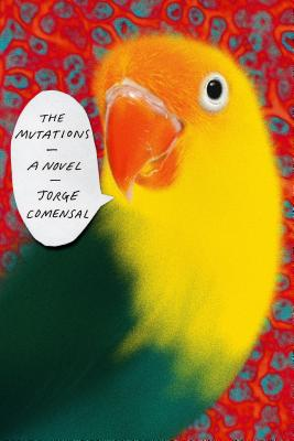 Cover for The Mutations