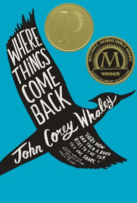 Where Things Come Back Cover Image