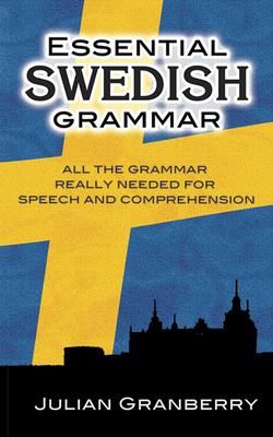 Essential Swedish Grammar (Dover Language Guides Essential Grammar) Cover Image