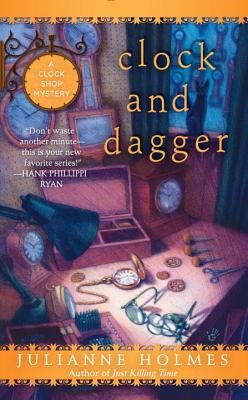 Clock and Dagger (A Clock Shop Mystery #2) Cover Image