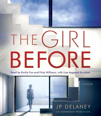 The Girl Before: A Novel Cover Image