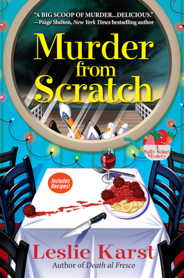 Murder from Scratch: A Sally Solari Mystery Cover Image
