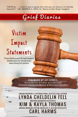 Grief Diaries: Victim Impact Statements Cover Image