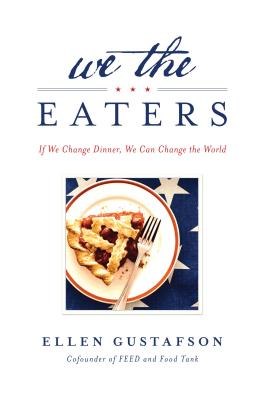 We the Eaters Cover