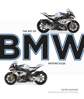 The Art of BMW Motorcycles Cover Image