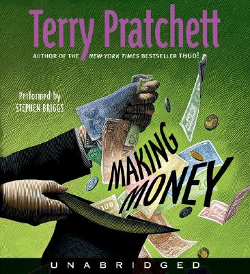 Making Money CD (Discworld #36) Cover Image