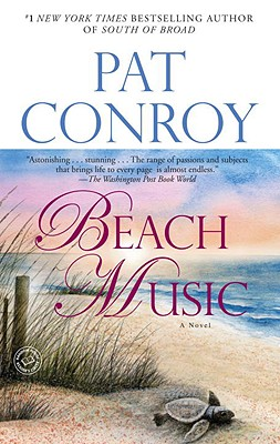 Beach Music: A Novel Cover Image