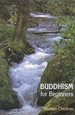 Buddhism for Beginners Cover
