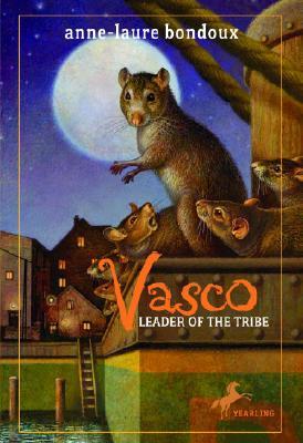 Vasco, Leader of the Tribe Cover