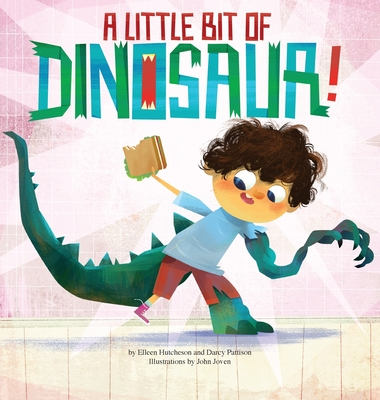 A Little Bit of Dinosaur Cover Image