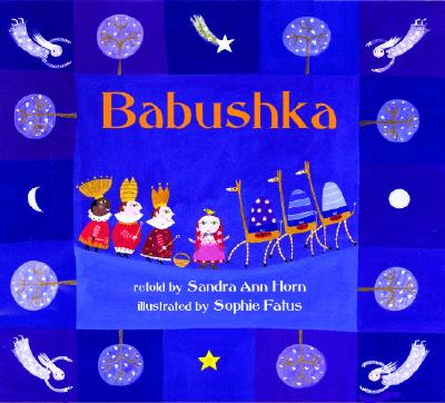 Babushka Cover