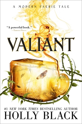 Valiant: A Modern Faerie Tale (The Modern Faerie Tales) Cover Image