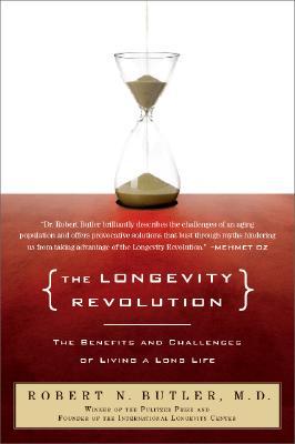 The Longevity Revolution Cover