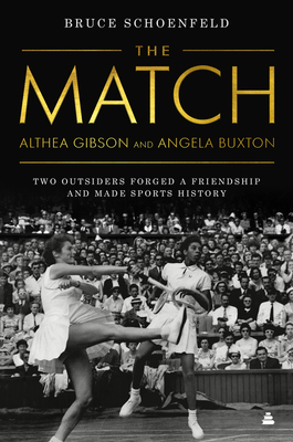 The Match: Two Outsiders Forged a Friendship and Made Sports History Cover Image