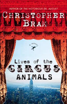 Lives of the Circus Animals Cover