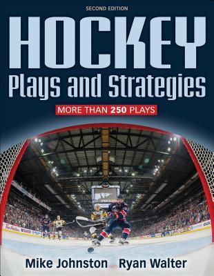 Hockey Plays and Strategies Cover Image
