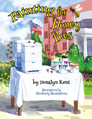 Cover for Painting for Honey Bees