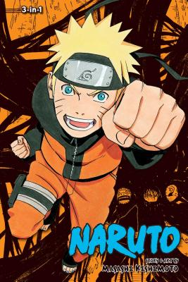 Naruto (3-in-1 Edition), Vol. 13 cover image
