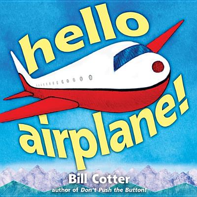 Cover for Hello, Airplane!