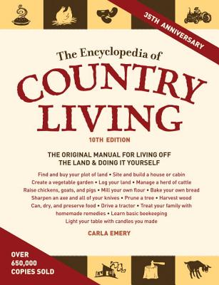 The Encyclopedia of Country Living, 10th Edition Cover