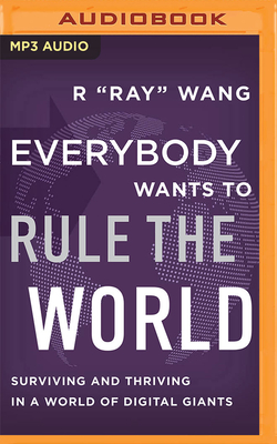 Cover for Everybody Wants to Rule the World
