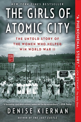The Girls of Atomic City Cover