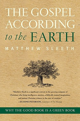 The Gospel According to the Earth Cover