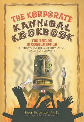 The Korporate Kannibal Kookbook Cover
