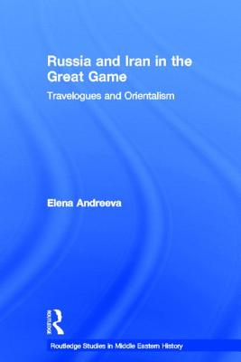 Cover for Russia and Iran in the Great Game