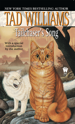 Cover art: Tailchaser's Song by Tad Williams
