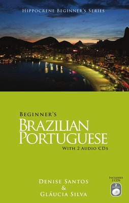 Beginner's Brazilian Portuguese [With 2 Audio CDs] Cover