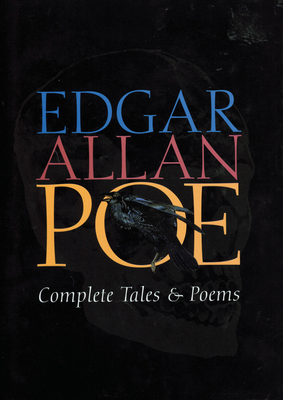 Edgar Allan Poe Complete Tales & Poems Cover