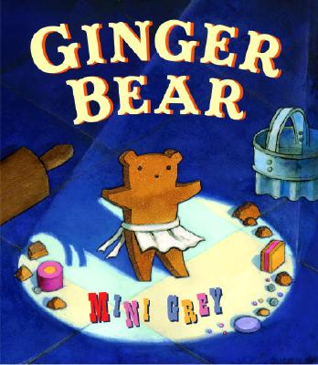 Ginger Bear Cover