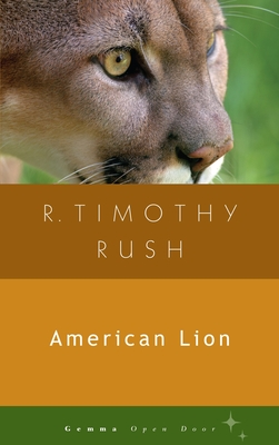 American Lion (Gemma Open Door) Cover Image