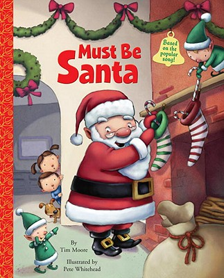 Must Be Santa Cover