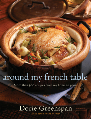 Around My French Table Cover