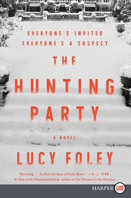 The Hunting Party: A Novel Cover Image
